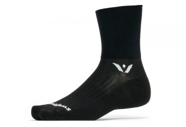 Swiftwick Aspire Four Socks Nero