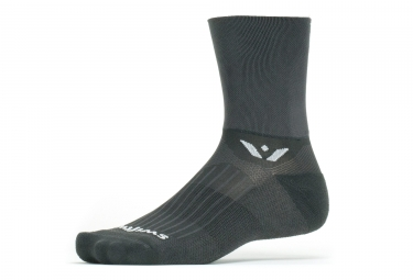 Chaussettes Swiftwick Aspire Four Gris