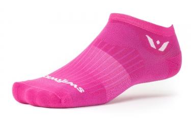 Swiftwick Aspire Zero Socks Pink
