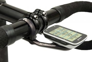 Support Guidon Déporté K-EDGE pour Garmin Edge 20/25/200/500/510/520/820 31.8 mm
