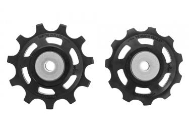 Paire de Galets Shimano XTR RD-M9000 11V Noir