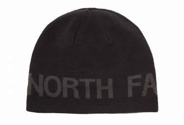 a71d46299f078c The North Face TNF Banner Reversible Mütze Schwarz Grau | Alltricks.de