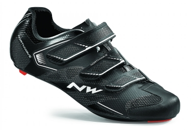 Chaussures Route Northwave Sonic 2 Noir / Blanc