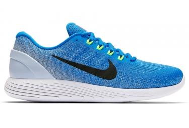 Nike lunarglide 9 bleu homme 43