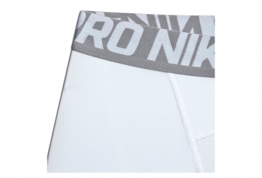 Collant de compression Nike Pro Blanc Homme