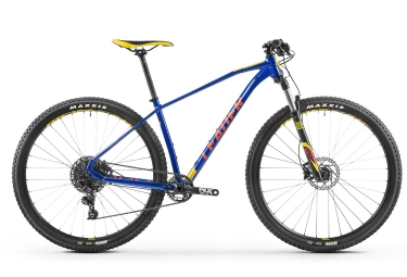 Vtt semi rigide mondraker leader r 29 sram nx 11v 2018 bleu orange m 167 178 cm