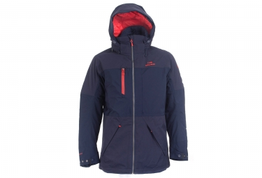Veste eider fort greene bleu xl