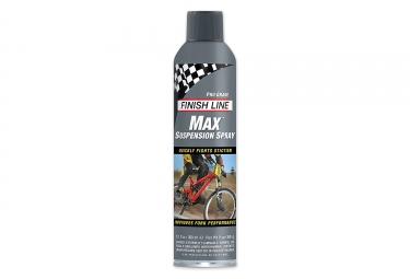Lubrifiant Finish Line Max pour suspension 266ml