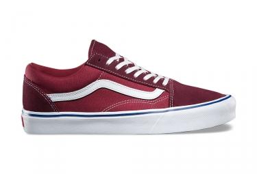 vans chaussures throwback old skool lite rouge 44 1 2