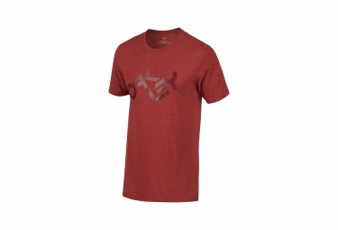 t shirt oakley tri oakley tone rouge l