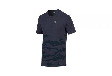 T-Shirt OAKLEY TRI-HALF - Camo/Fathom Light