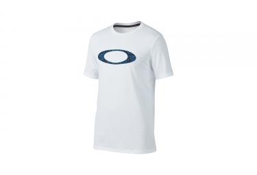 t shirt oakley o thalia blanc xl