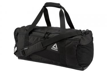 sac de sport reebok duffle 48l noir
