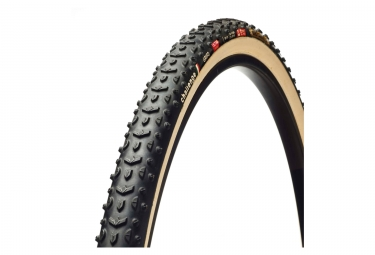 Boyau cyclo cross challenge grifo ultra soft 1000tpi noir beige 33 mm