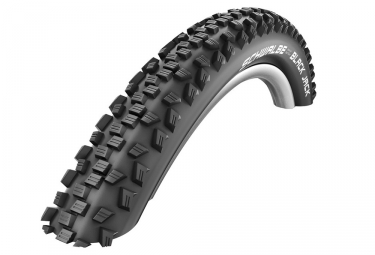 Pneu schwalbe black jack 18 tubetype rigide black n roll liteskin k guard 1 90