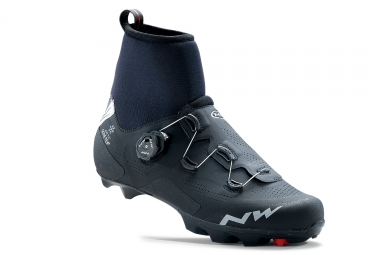 chaussures northwave raptor arctic gtx noir 40