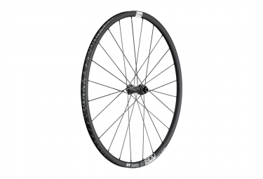 Roue avant dt swiss 2018 e 1800 spline 23 disc 12x100mm