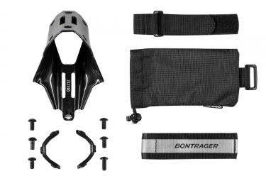 Support de Selle Bontrager Speed Storage pour Rangement et Porte Bidon