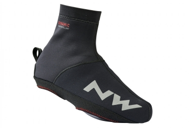 Northwave Dynamic Winter  Socks  - Noir / Rouge