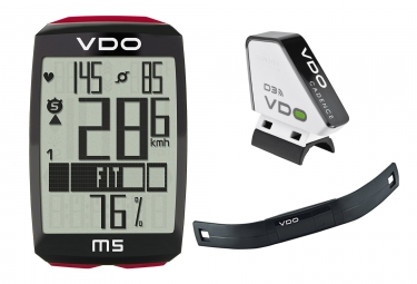 VDO M5 Wireless Computer