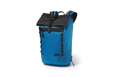 sac a dos oakley voyage 23l roll top bleu noir