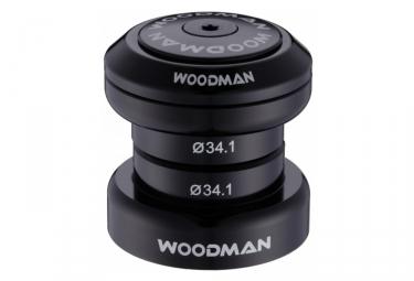 WOODMAN Headset External AXIS SPG 1''1 / 8 Negro