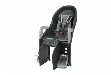 POLISPORT Carrier Baby Seat GUPPY CFS Grey Silver
