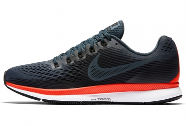 Chaussures de Running Nike Air Zoom Pegasus 34 Bleu / Orange