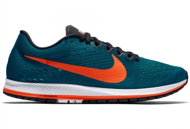 nike air zoom streak 6 bleu orange mixte 40 1 2