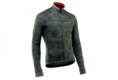 Veste manches longues northwave blade 2 camo orange s