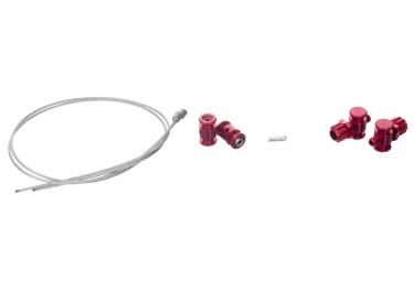 trp kit d ajustement frein revox eurox cables barillets rouge