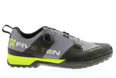 chaussures vtt five ten kestrel gris 42