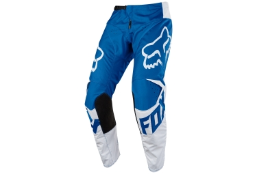 Pantalon enfant fox 180 race bleu 24