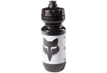 bidon fox purist connector 650ml noir blanc