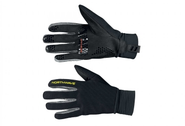 gants northwave power 2 grip noir xl