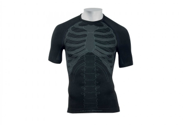 Northwave Body Fit Evo Seamless T-Shirt Black Grey