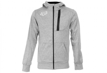 sweat fox pit tech zip gris m