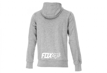 Sweat Fox Pit Tech ZIP Gris