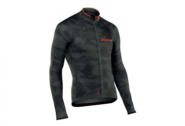veste impermeable northwave blade 2 camo orange m
