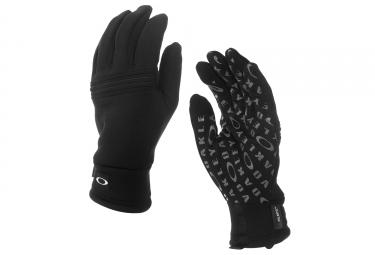gants hiver oakley diamond back noir xl