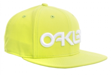 Casquette oakley mark ii novelty jaune