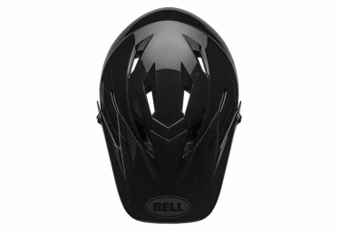 Casque Integral Bell Sanction Noir Rouge