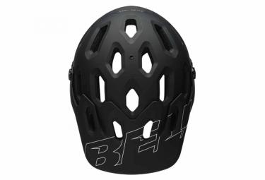 Casco Bell Super 3 Negro Blanco