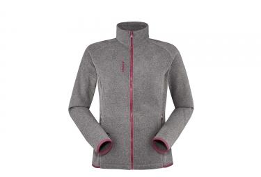 Lafuma Alps F-Zip Mujer Fleece Gris Rosa