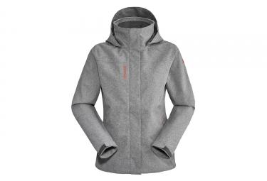 best sneakers cff4c 4d408 Lafuma Alps Zip-In Damen Jacke Grau