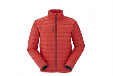 Veste lafuma access loft zip in rouge l