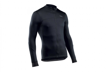 Northwave Force 2 Long Sleeves Jersey Black