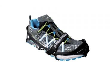 Raidlight Yaktrax Pro Crampons For Shoes Black