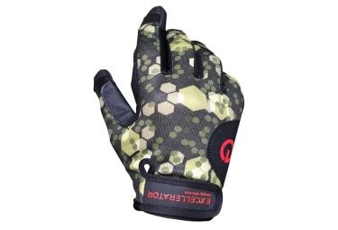 Excellerator Hexa Elite Cross Fit Gloves Black Green