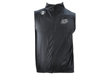 Veste coupe vent sans manches troy lee designs ace noir s